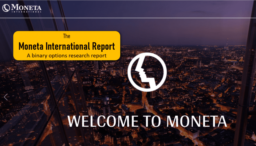 Moneta International Report