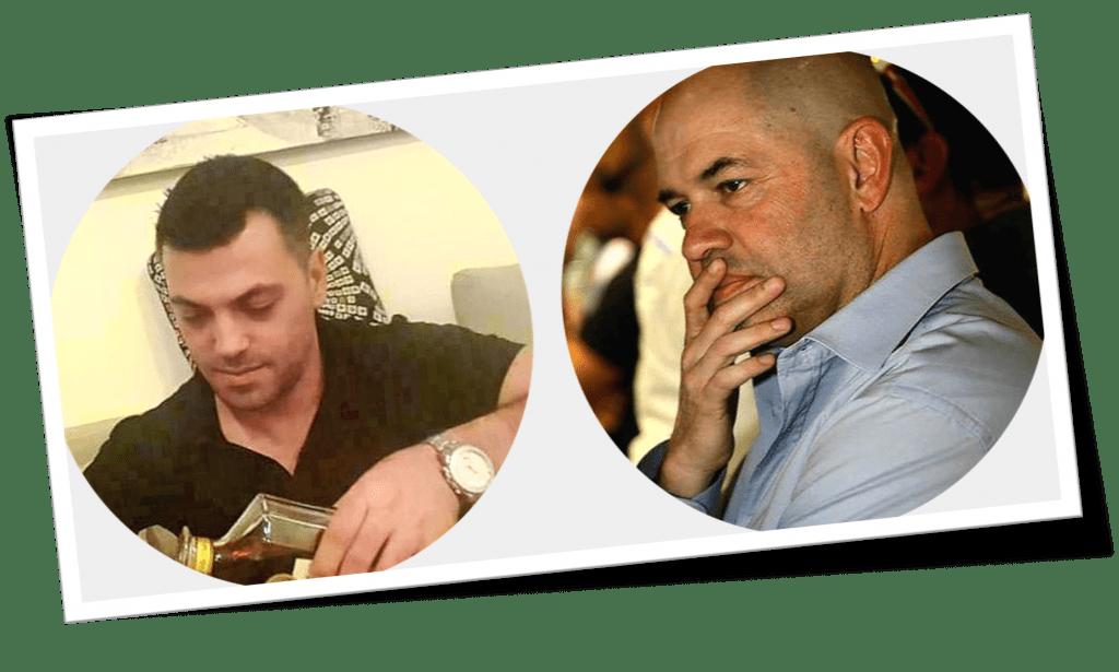 Kobi Cohen and Yossi Herzog