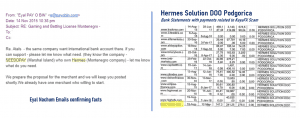 Hermes Solution with Payobin and KayaFX broker scam